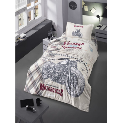 kinderbettw sche piraten 135x200 cm 80x80 cm kissenbezug 21 40. Black Bedroom Furniture Sets. Home Design Ideas